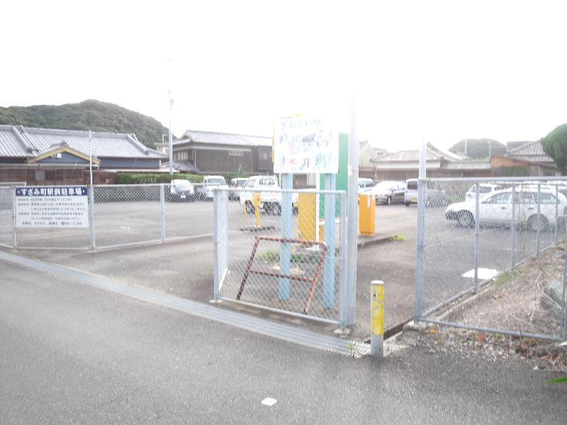 町営すさみ町駅前駐車場