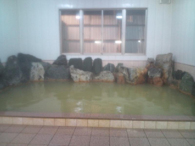 天然温泉 海石花