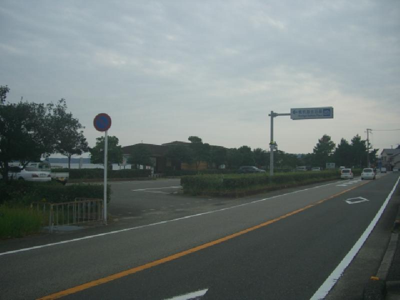 橋杭海水浴場駐車場