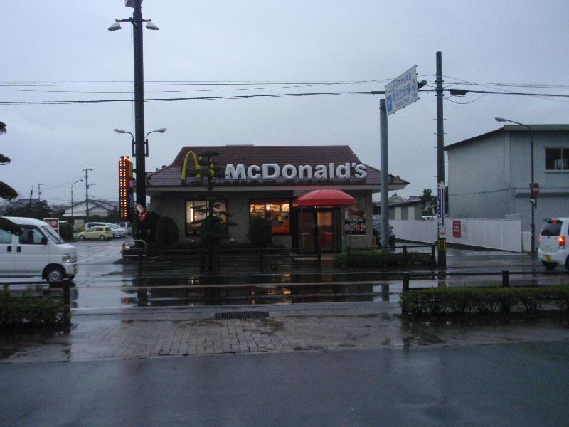 マクドナルド出水店