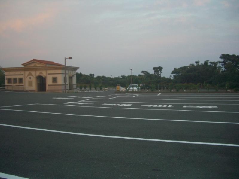 樫野崎駐車場