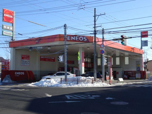 ガソリンスタンド ENEOS 富士見SS / 熱原釧路(株)