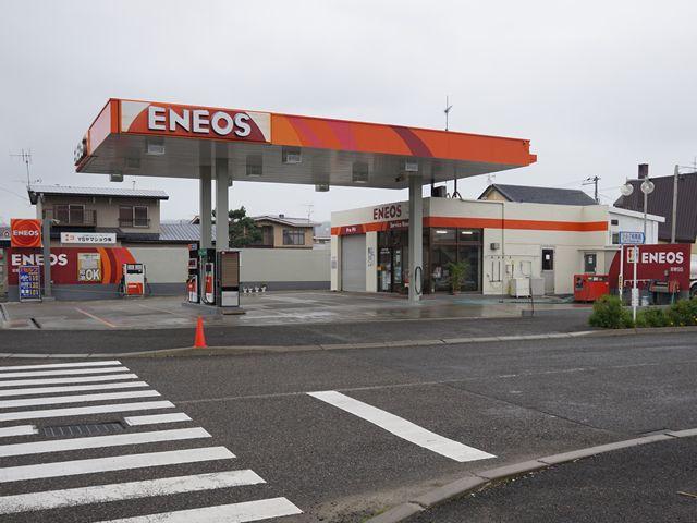 ガソリンスタンド ENEOS 足寄SS / YSヤマショウ(株)