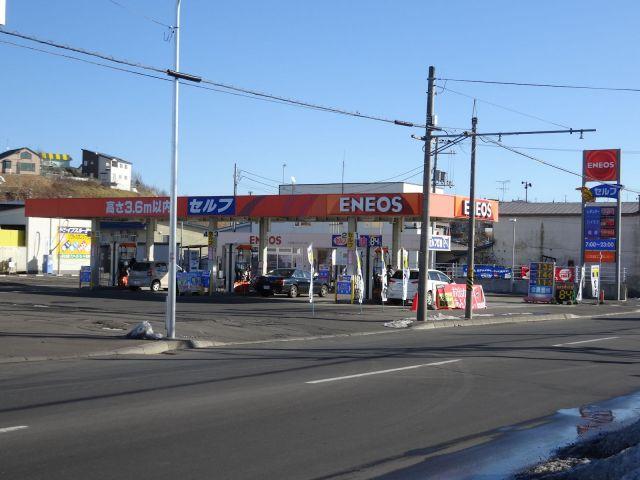 ガソリンスタンド ENEOS セルフ千代ノ浦SS / 北海道エネルギー(株)