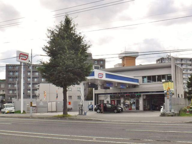 ガソリンスタンド ゼネラル 藻岩SS / 釧路石炭販売(株)