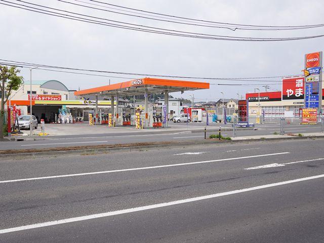 ガソリンスタンド ENEOS Dr.Drive セルフ八戸新井田店 / (株)ネクステージ