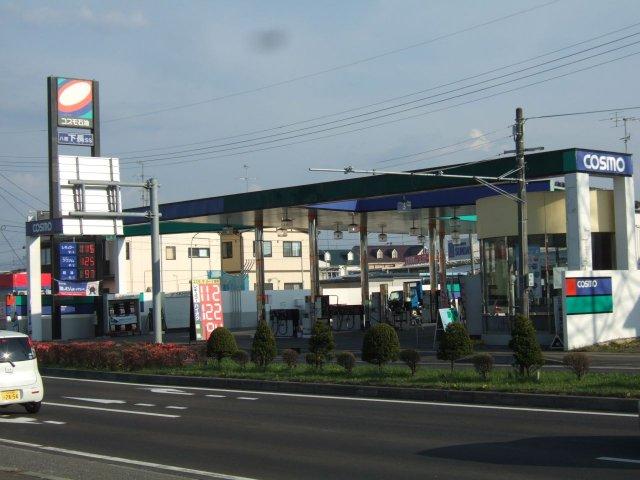 ガソリンスタンド コスモ石油 セルフステーション下長 / 八戸燃料(株)