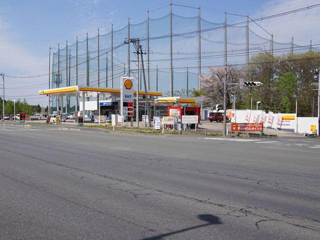 ガソリンスタンド 昭和シェル石油 セルフ八戸北インターSS / 東北つばめ石油販売(株)