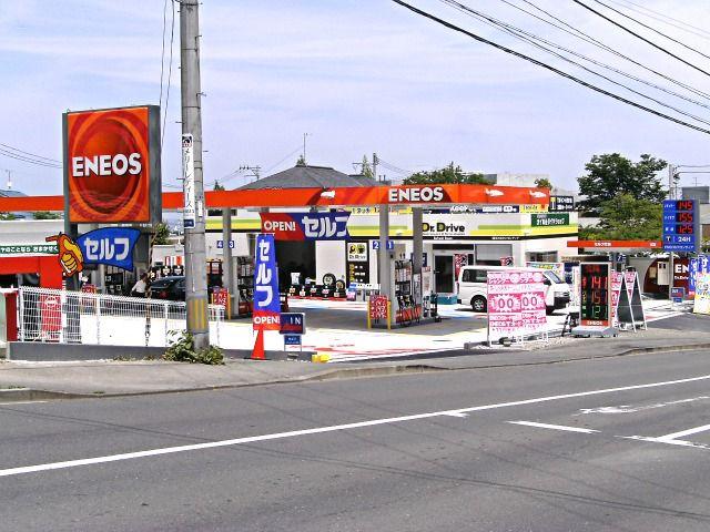 ガソリンスタンド ENEOS Dr.Drive セルフ国見ヶ丘店 / (株)ENEOSフロンティア