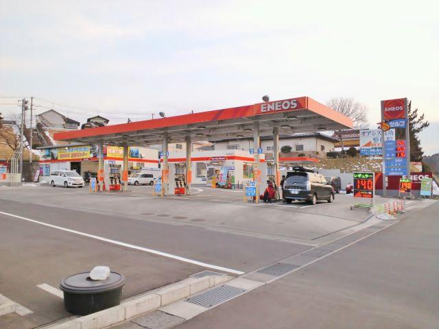 ガソリンスタンド ENEOS スーパーセルフあけの平SS / 遠藤商事(株)