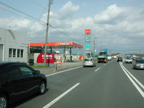ガソリンスタンド ENEOS Dr.Drive セルフ秋田インター店 / カメイ(株)