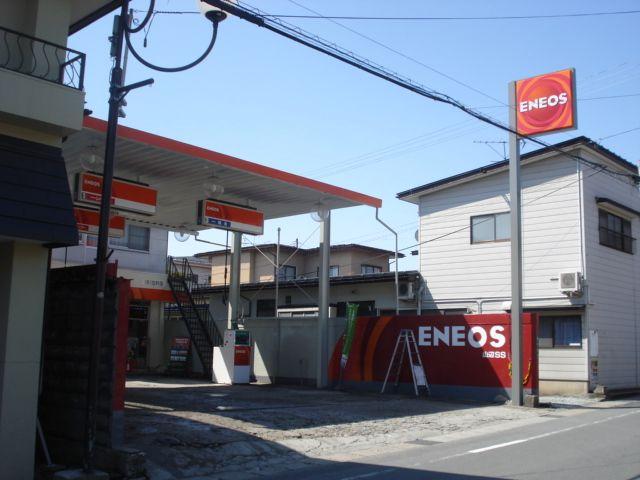 ガソリンスタンド ENEOS 山辺SS / (有)吉井屋