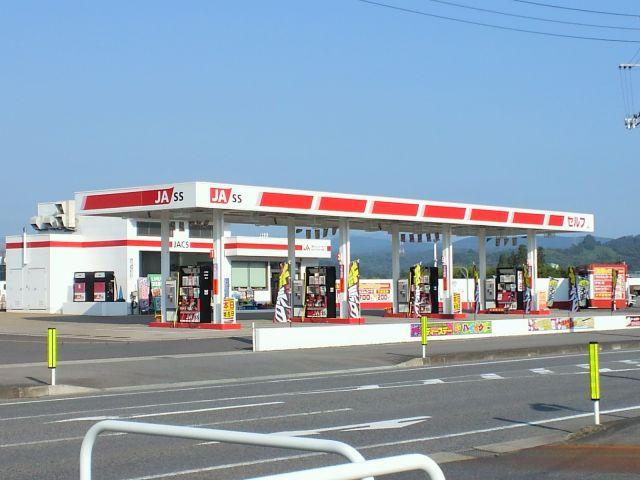 ガソリンスタンド JA-SS セルフSSポート西 / (株)ジェイエイライフ
