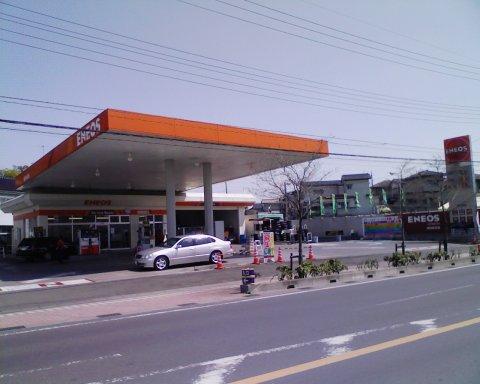 ガソリンスタンド ENEOS 古河長谷店 / セキショウカーライフ(株)