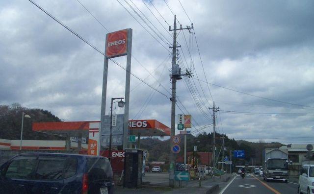 ガソリンスタンド ENEOS ニュー緒川SS / 瀬賀商店