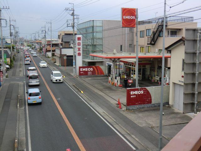 ガソリンスタンド ENEOS 雀宮SS / (有)青柳油店
