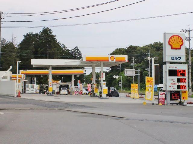 ガソリンスタンド 昭和シェル石油 セルフ鹿沼インター87SS / (有)ヤナカ
