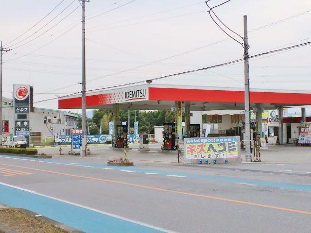ガソリンスタンド 出光 セルフイン茂呂山SS / (株)カキヌマ
