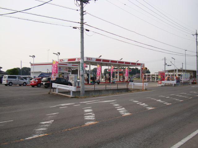 ガソリンスタンド JA-SS じゃすぽーと芳賀SS / (株)JAエルサポート