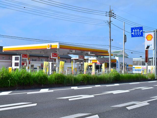 セルフ高前バイパスSS / 関東礦...
