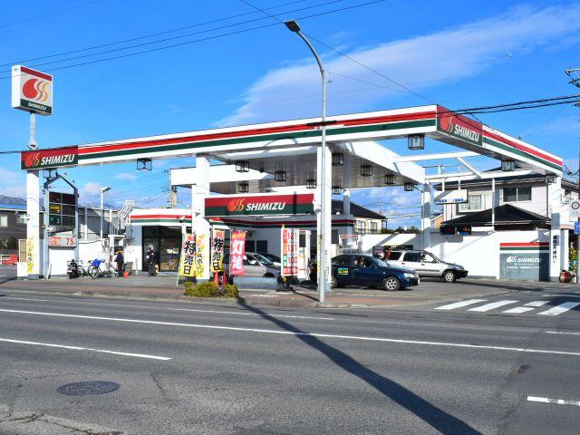 ガソリンスタンド 独自・その他 前橋東部バイパスSS / (株)清水石油