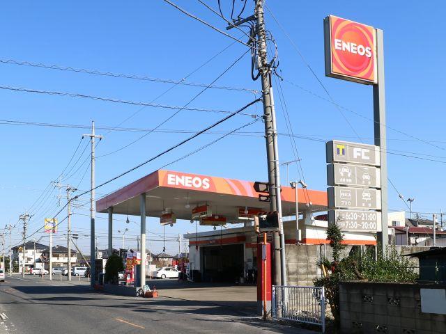 ガソリンスタンド ENEOS 春日部SS / (有)池田油店