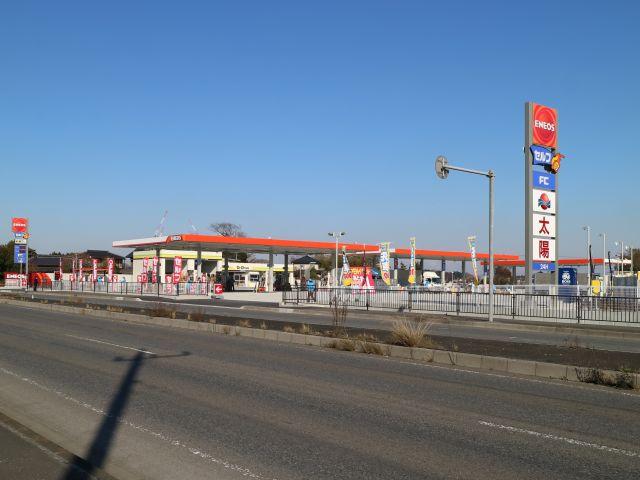 ガソリンスタンド ENEOS Dr.Drive 4号線庄和インターSS / 太陽鉱油(株)