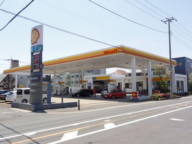 ガソリンスタンド 昭和シェル石油 八潮南SS / 加藤石油(株)