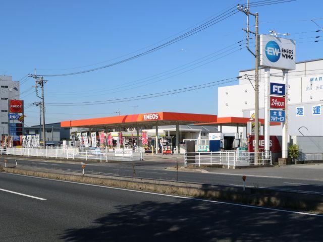 ガソリンスタンド ENEOS R16庄和SS / (株)ENEOSウイング