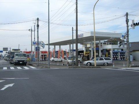 ガソリンスタンド Mobil 北川辺SS / 加藤石油(株)