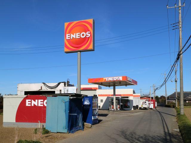 ガソリンスタンド ENEOS 岩名SS / 増田商会