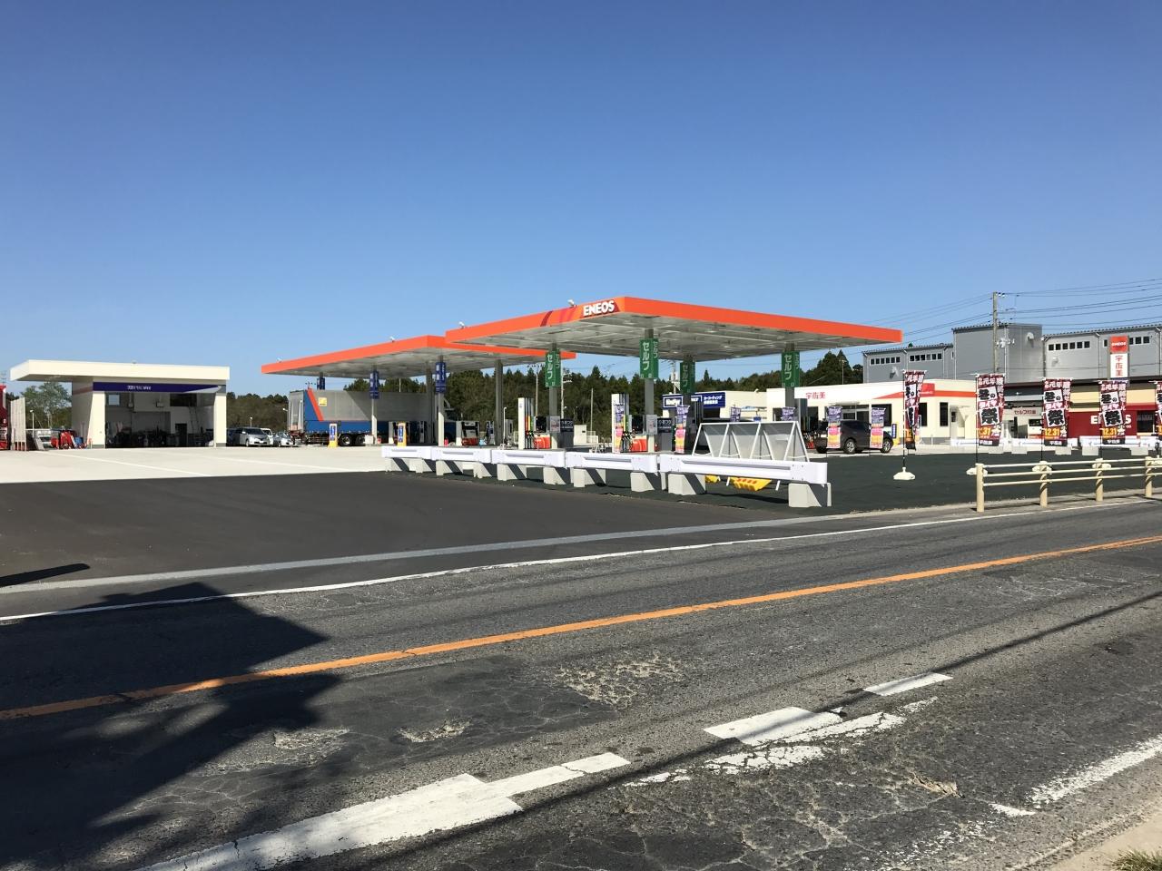 成田 ガソリン スタンド