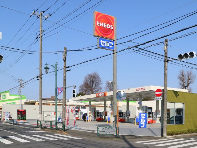 ガソリンスタンド ENEOS Dr.Drive セルフ上井草店 / (株)ENEOSフロンティア