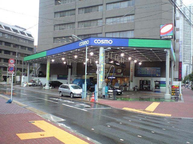 ガソリンスタンド コスモ石油 セルフ&カーケアステーション芝浦SS / コスモ石油販売(株)