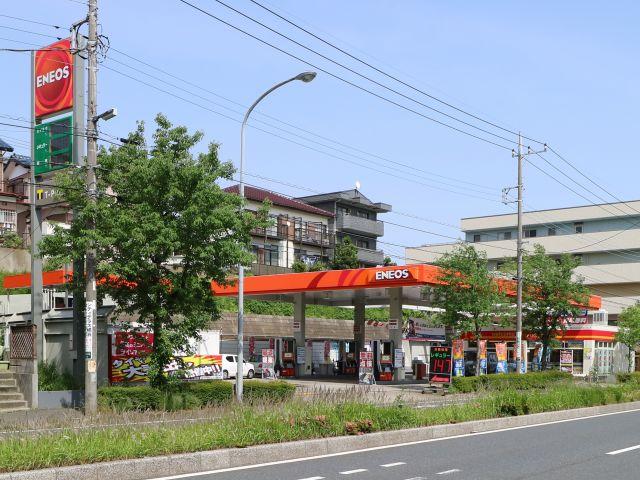 ガソリンスタンド ENEOS すみれが丘SS / (株)ENEOSフロンティア