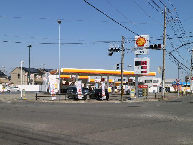 ガソリンスタンド 昭和シェル石油 セルフ小田原飯泉SS / 神奈川石油(株)