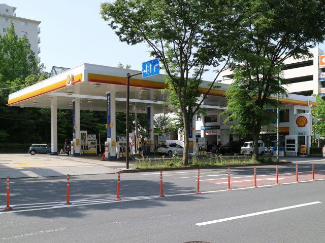 ガソリンスタンド 昭和シェル石油 セルフふれあいの丘SS / (株)ダイヤ昭石