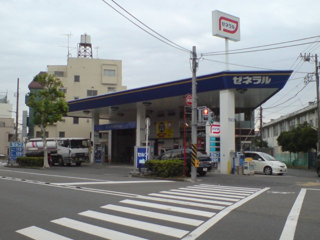 さつき橋SS / (株)岸田屋