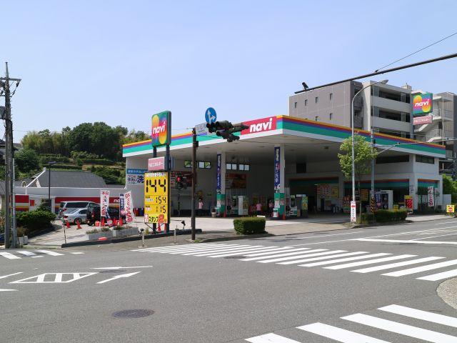 ガソリンスタンド 独自・その他 【navi】中川SS / ナヴィ(株)