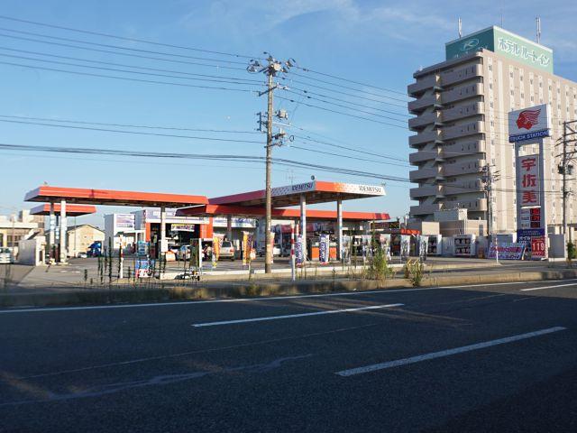 ガソリンスタンド 出光 8号黒埼インターSS / (株)東日本宇佐美