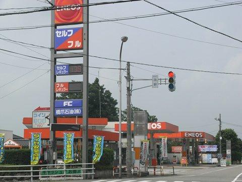 ガソリンスタンド ENEOS 福野東部SS / 橋爪石油(株)