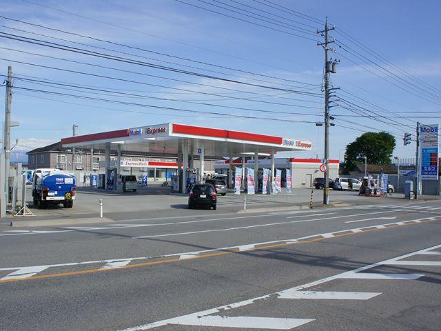 ガソリンスタンド Mobil オブリステーション中島ICSS / 北陸三愛石油(株)