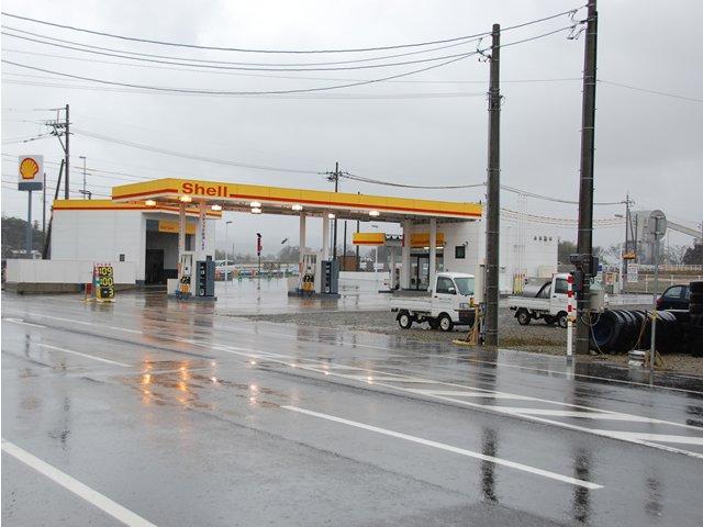 ガソリンスタンド 昭和シェル石油 あいらんど加賀SS / (有)サンシャイン石油