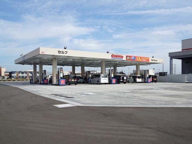 コストコ ガソリン スタンド 営業 時間