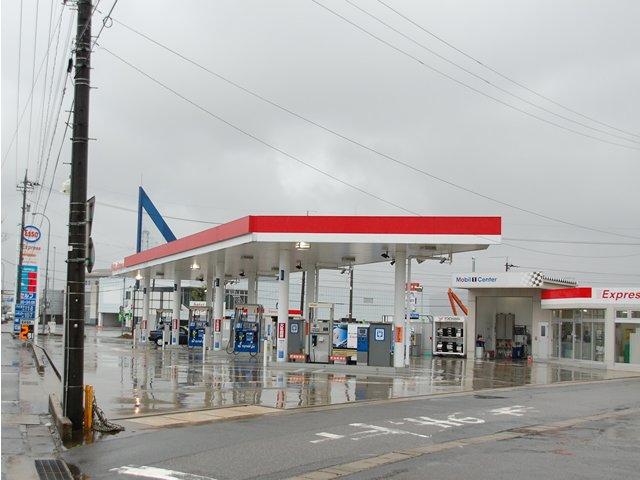 ガソリンスタンド ESSO エクスプレス大町SS / 井上商事(株)