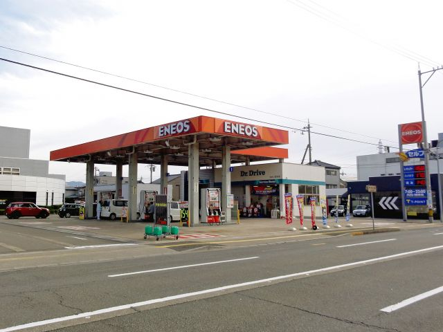 ガソリンスタンド ENEOS Dr.Drive セルフプラザ新田塚店 / あおい商事(株)
