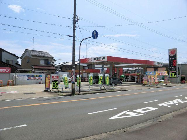 ガソリンスタンド 出光 セルフ福井西SS / (株)ミタニ