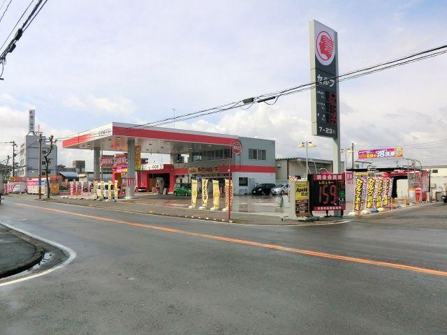 ガソリンスタンド 出光 セルフかいほつSS / 丸福産業(株)