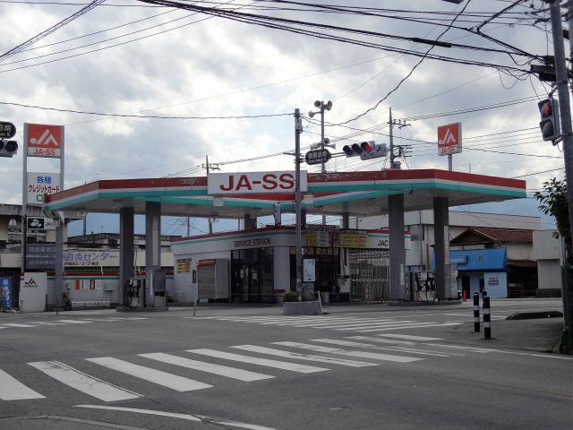 ガソリンスタンド JA-SS 榎SS / JA中巨摩東部
