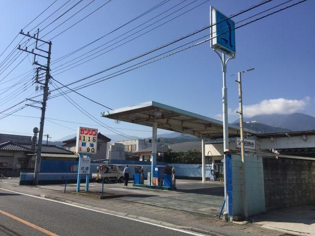 ガソリンスタンド 独自・その他 青柳営業所 / (株)朝田商会